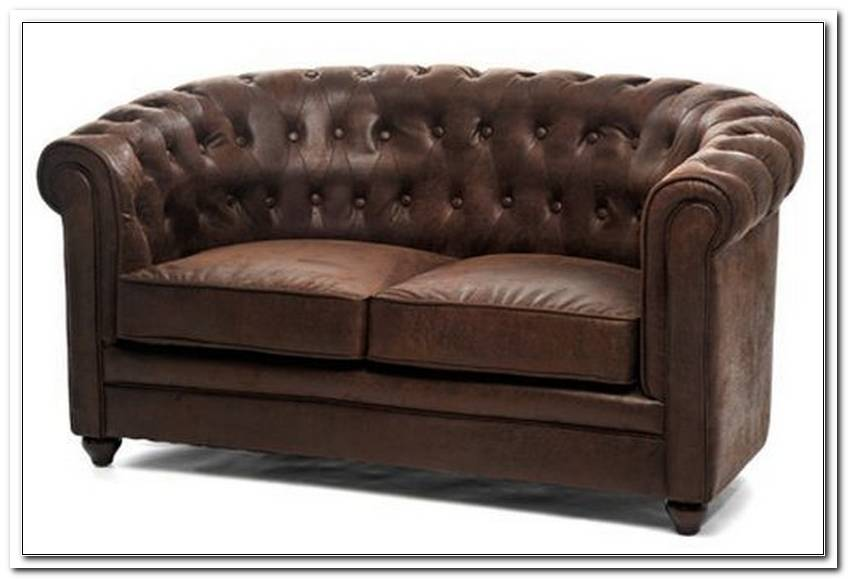 Sofa W Stylu Chesterfield