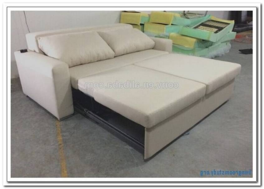 Sofa With Electric Sleep Function