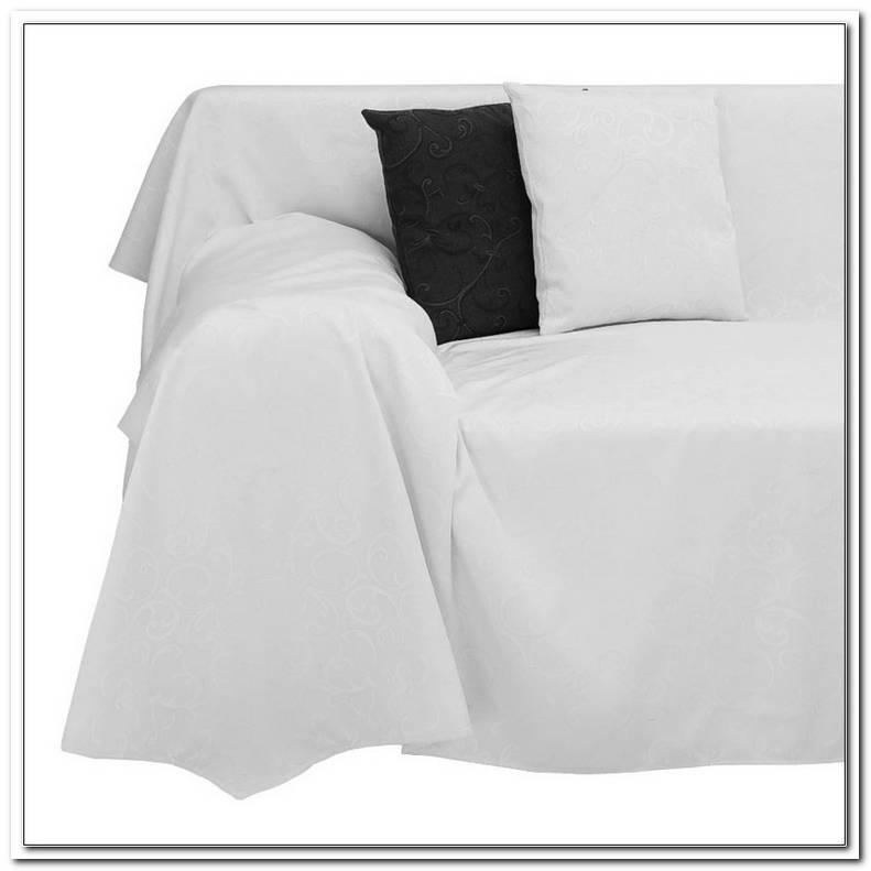Sofa?Berwurf Grau D?Nisches Bettenlager