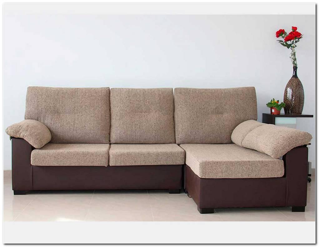 Sofas Cheslong Pequeos