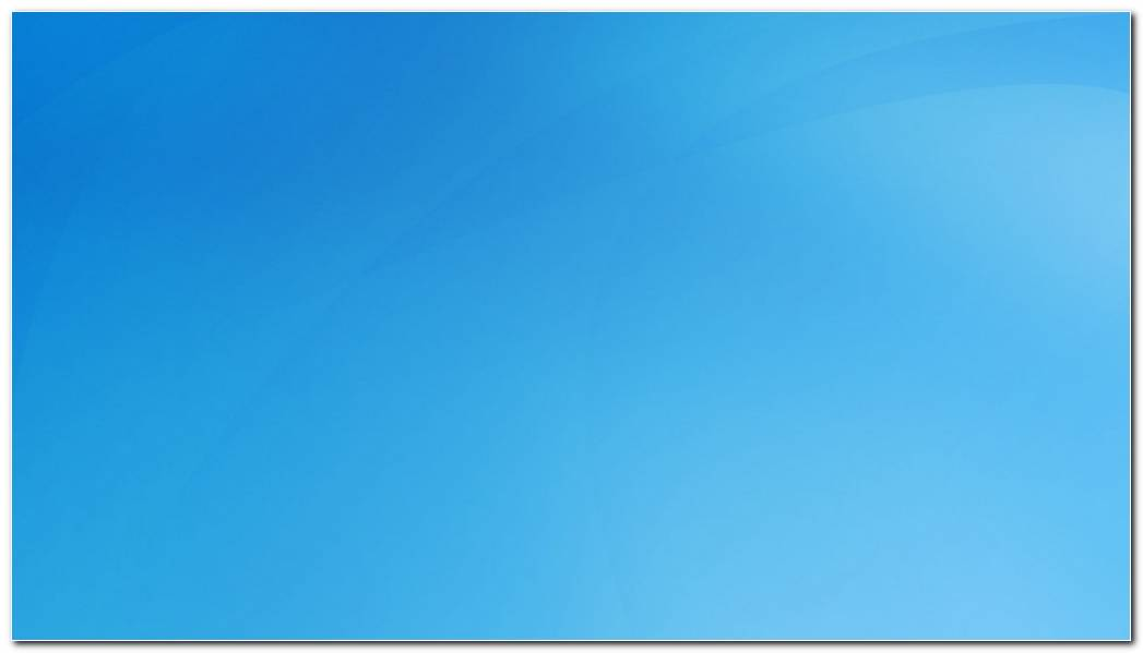 Soft Blue Sky Wallpaper Background