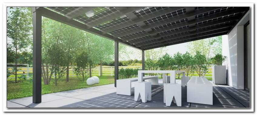 Solar Terrassen?Berdachung Kosten