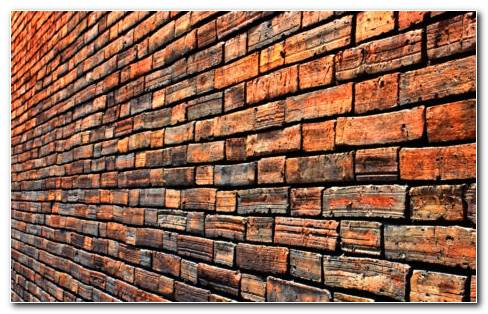 Solid Bricks Architecture HD Wallpaper