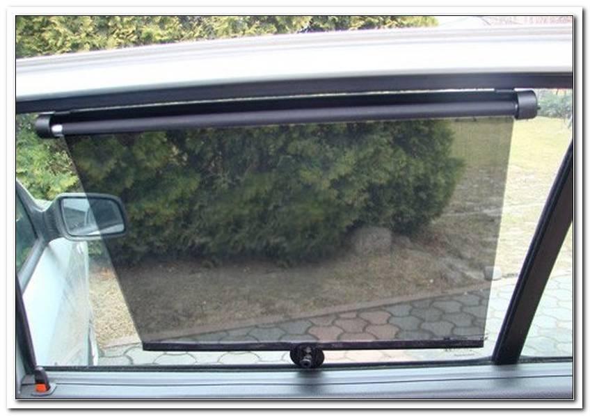 Sonnenrollos F?R Autofenster