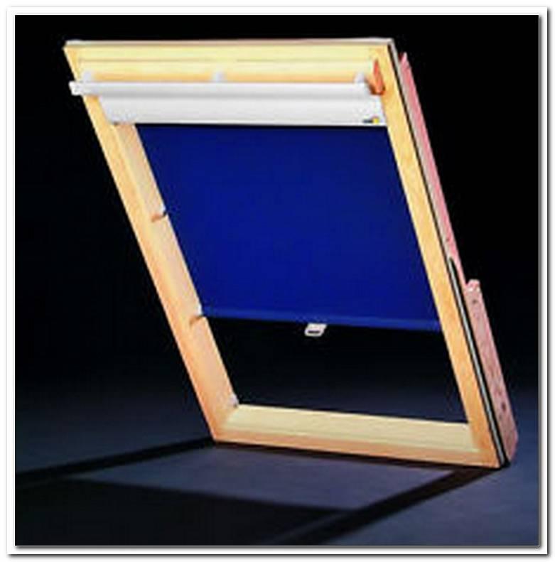 Sonnenrollos F?R Velux Fenster