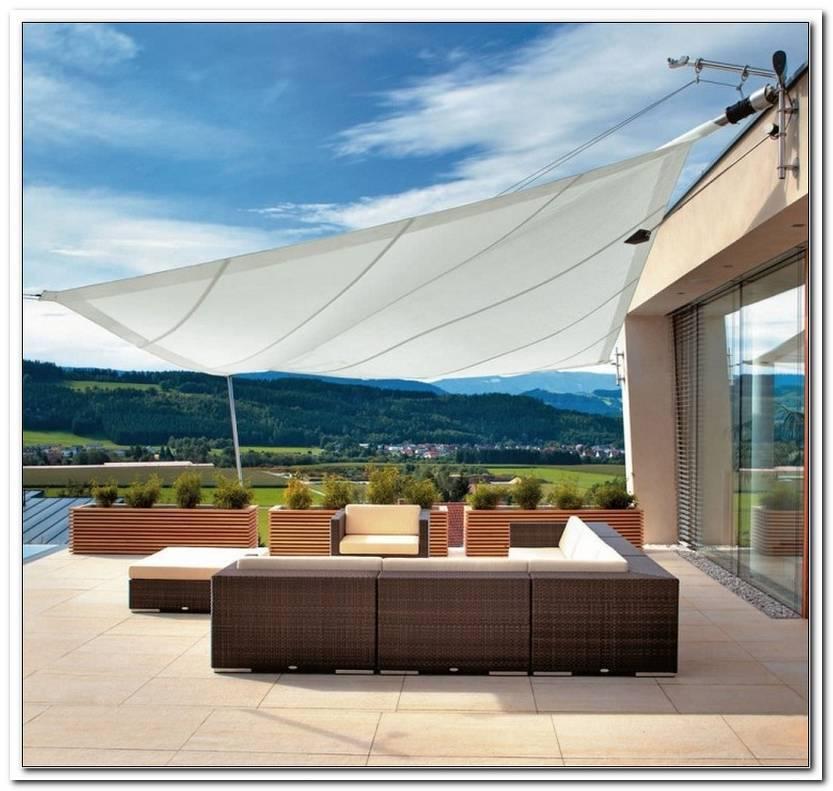 Sonnenschutz F?R Die Terrasse