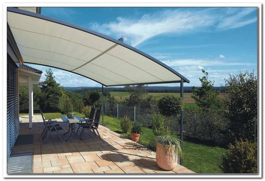 Sonnenschutz F?R Terrasse