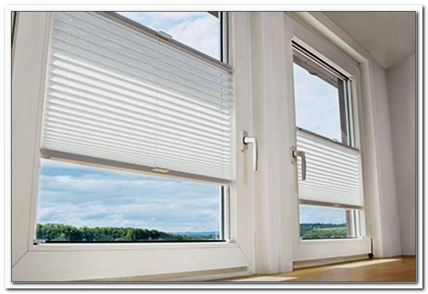 Sonnenschutz Fenster Innen Ohne Bohren
