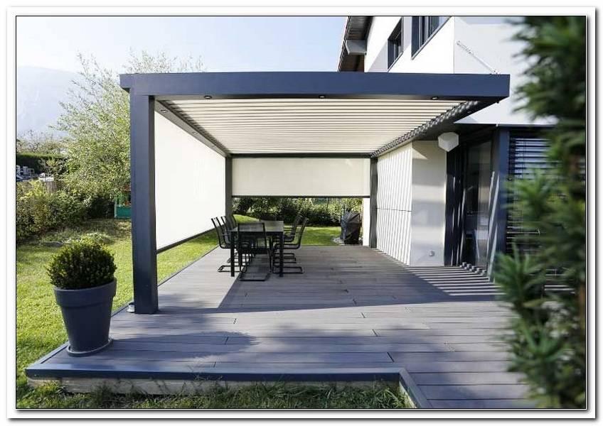 Sonnenschutz Terrasse Pergola