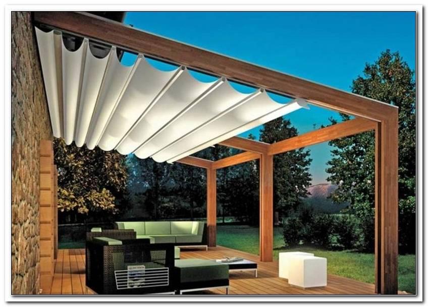 Sonnenschutz Terrasse Selber Bauen