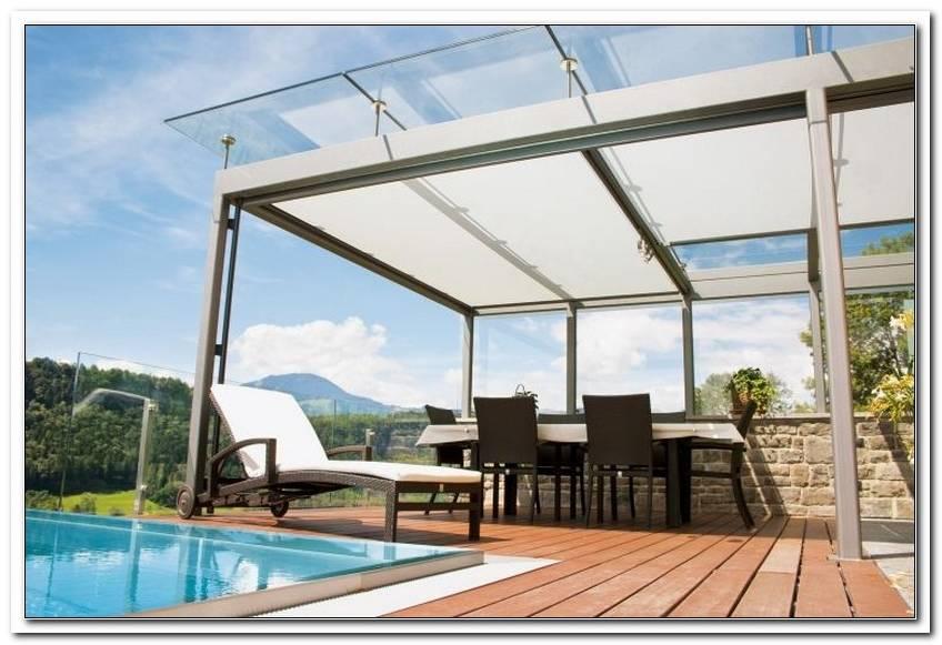 Sonnenschutz Terrasse Stoff