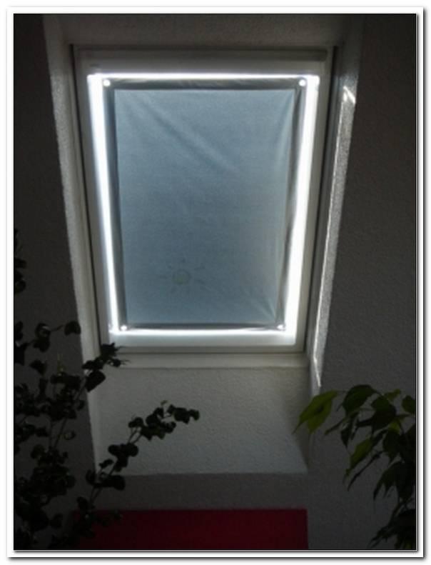 Sonnenschutzfolie F?R Dachfenster