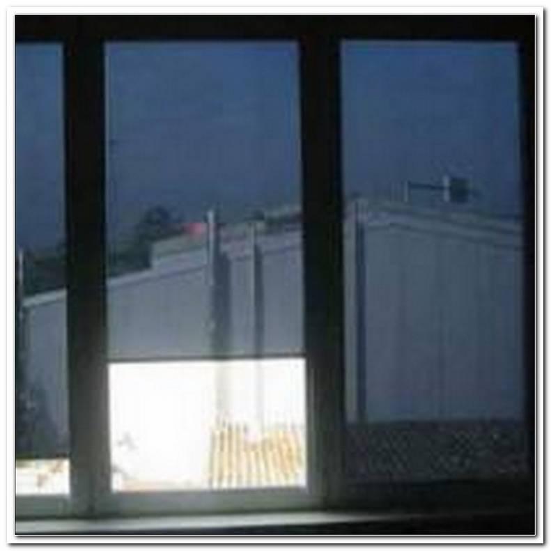 Sonnenschutzfolie F?R Fenster Innen