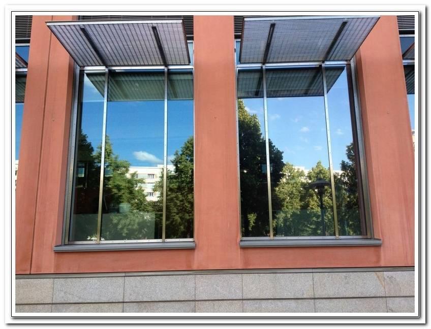 Sonnenschutzfolie Fenster Innen Selbsthaftend