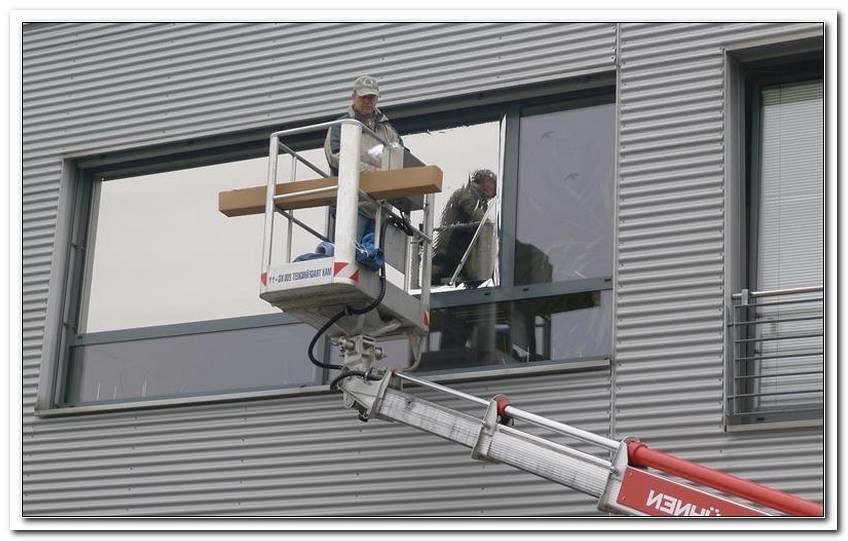 Sonnenschutzfolie Fenster Innen Test