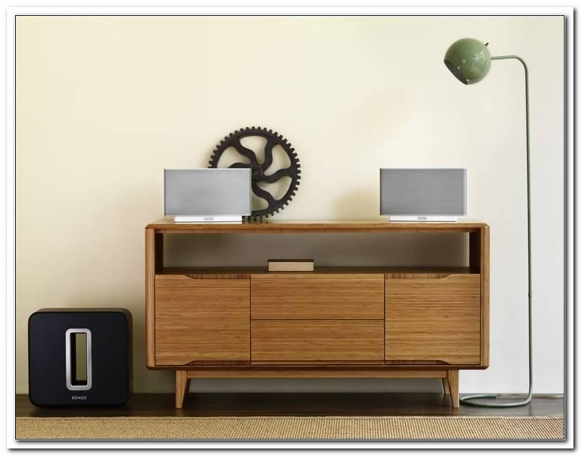 Sonos Play 5 Wohnzimmer