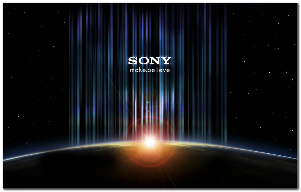 Sony Backgrounds
