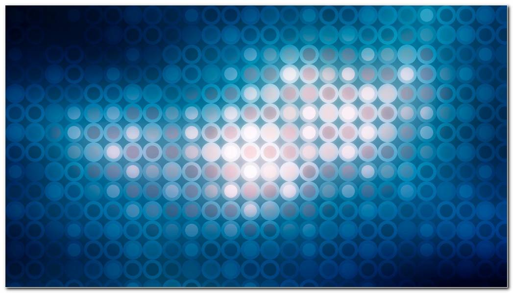 Sparkling Blue Background Wallpaper
