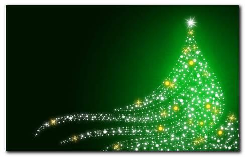 Sparkling Christmas HD Wallpaper