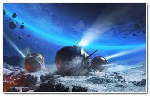 Spherical Tank Volume HD Wallpaper
