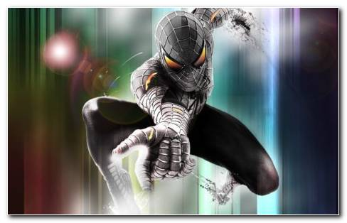 Spider Man Digital Art HD Wallpaper