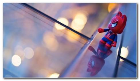 Spider Man Toy HD Wallpaper
