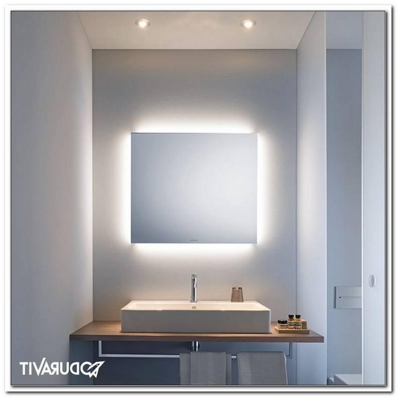 Spiegel Mit Indirekter Beleuchtung