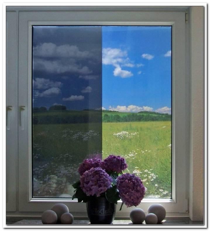 Spiegelfolie Fenster Erfahrungsberichte