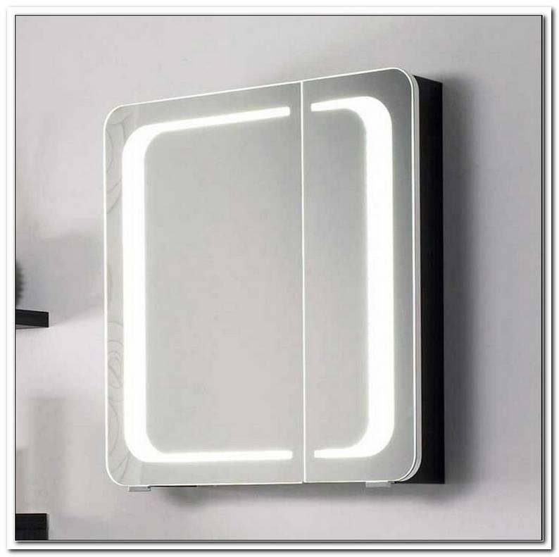 Spiegelschrank Mit Beleuchtung 60 Cm Breit