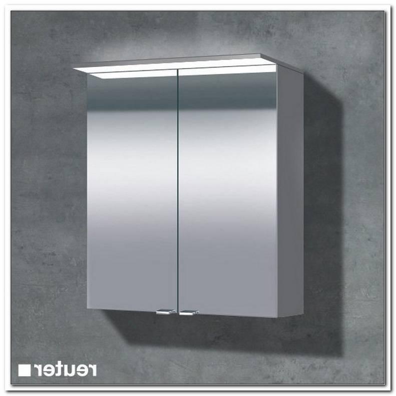 Spiegelschrank Mit Beleuchtung 60 Cm