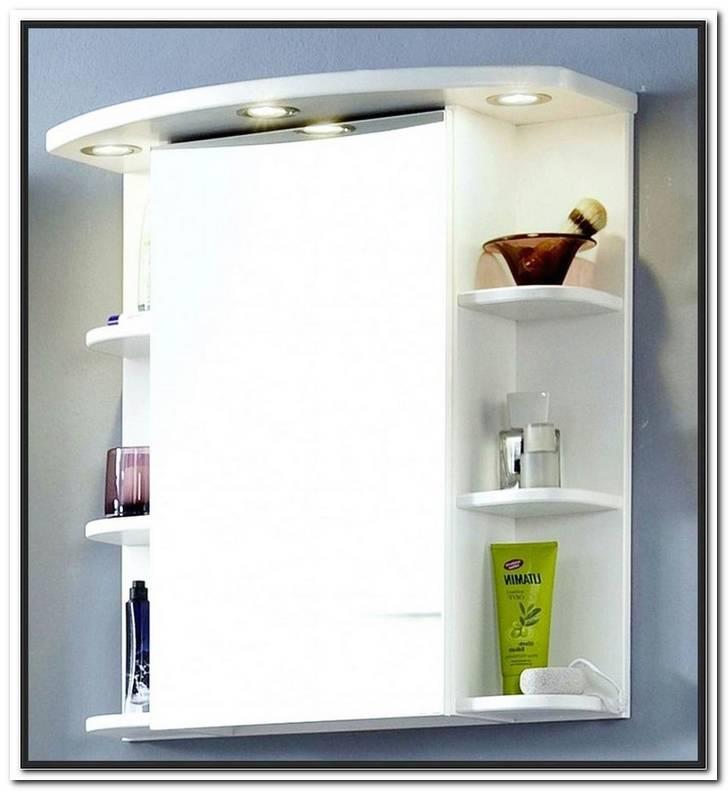 Spiegelschrank Mit Beleuchtung Und Steckdosen
