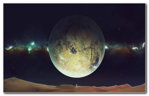 Splendid View Of Space HD Wallpaper