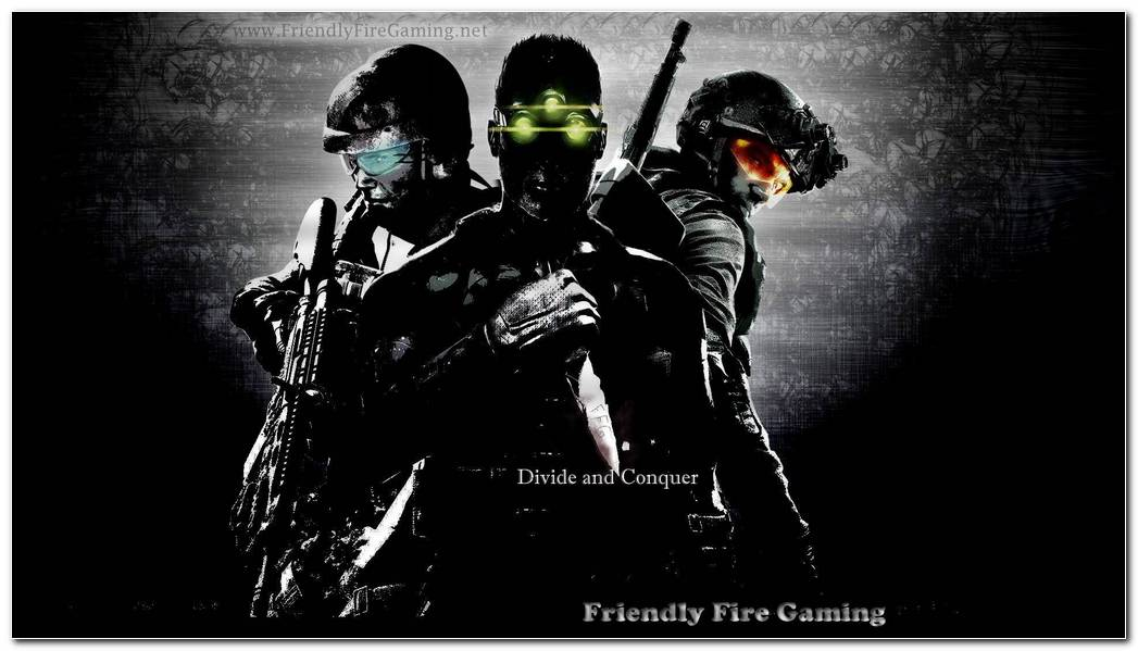 Splinter Cell Background