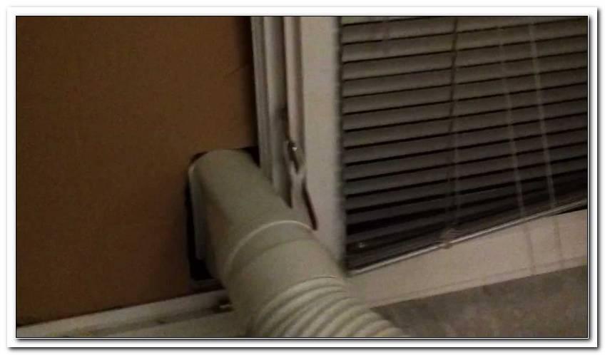 Split Klimaanlage Dachboden