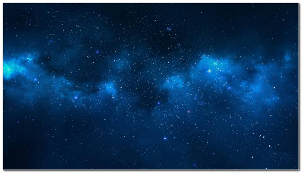 Star Amazing Blue Background Wallpaper