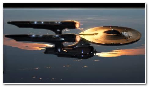 Star Trek Enterprise HD Wallpaper