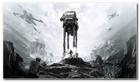 Star Wars Battlefront New HD Wallpaper