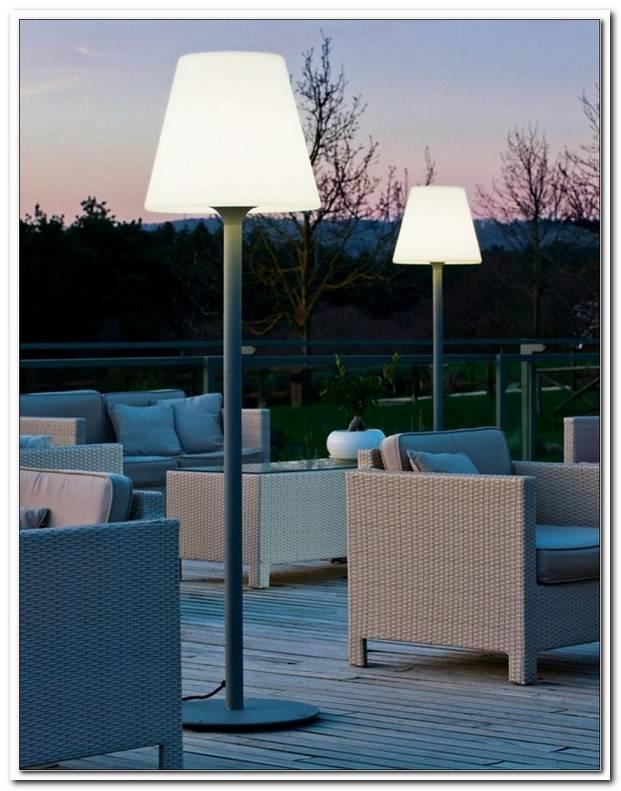 Stehlampe F?R Terrasse