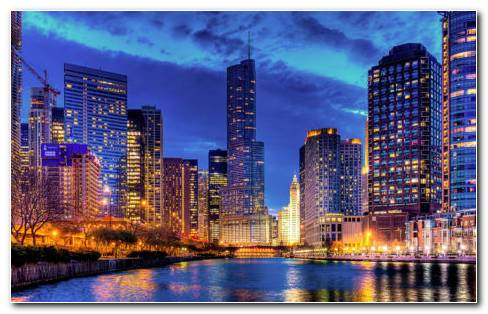 Streeterville HD Wallpaper