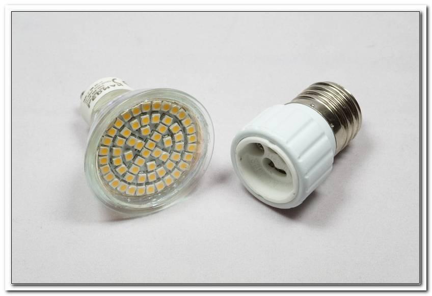 Strom Sparen Mit Led Lampen