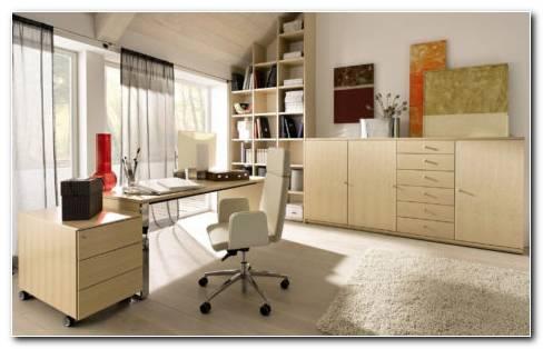 Stunning Interior Of Office HD Wallpaper
