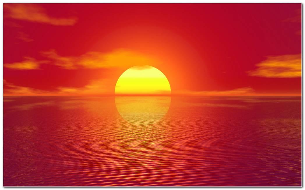 Sunset Wallpaper Desktop Photo