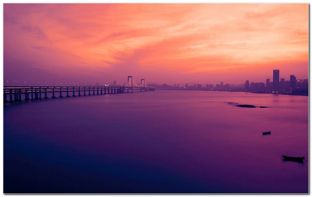Sunset Wallpaper Free Image Hd
