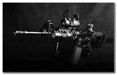 Super Sniper Rifle HD Wallpaper