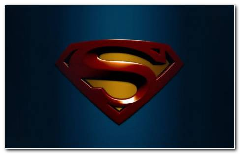 Superman Logo HD Wallpaper