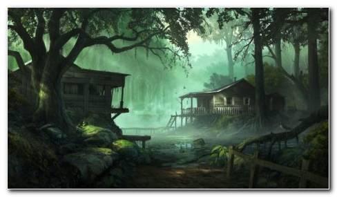 Swamp Fever HD Wallpaper