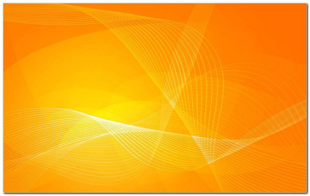 Swirl Orange Background Wallpapers