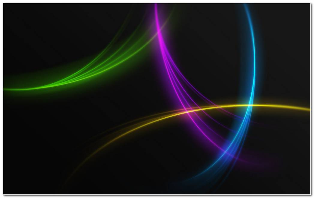 Swoosh Glow Abstract Background Wallpapers