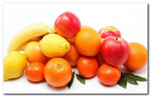 Tangerines Fruit HD Wallpaper