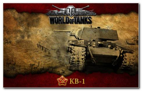 Tank Ussr Kv 1 HD Wallpaper